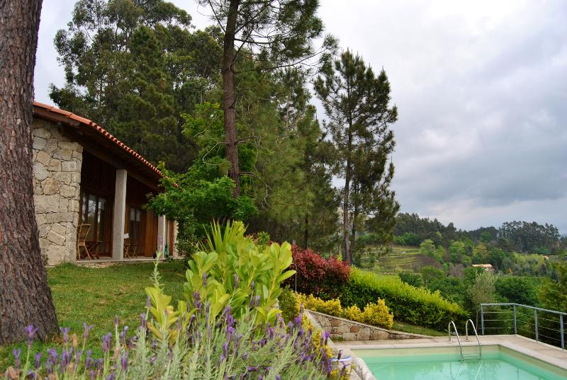 Villa rental in Peneda Gerês Park- Terras de Bouro, holiday rental in Rio Caldo