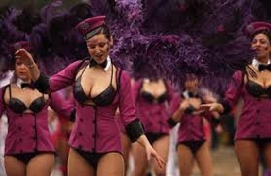 Carnival of Ovar