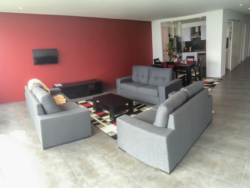 Open-Space Wohn-/Esszimmer und Küche