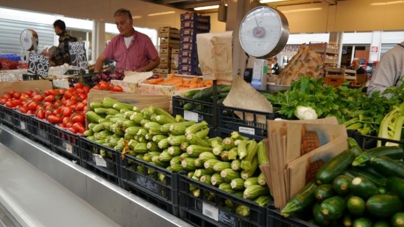 Frische Lebensmittel-Markt