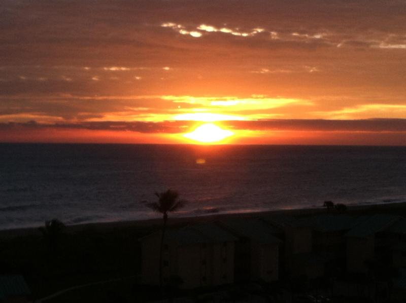 Fabulous Panoramic Ocean Views at Ocean Village Re, holiday rental in Hutchinson Island