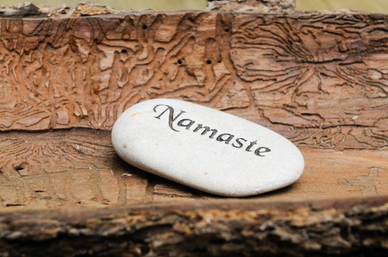 Nectar Yoga B&B Bowen Island Namaste