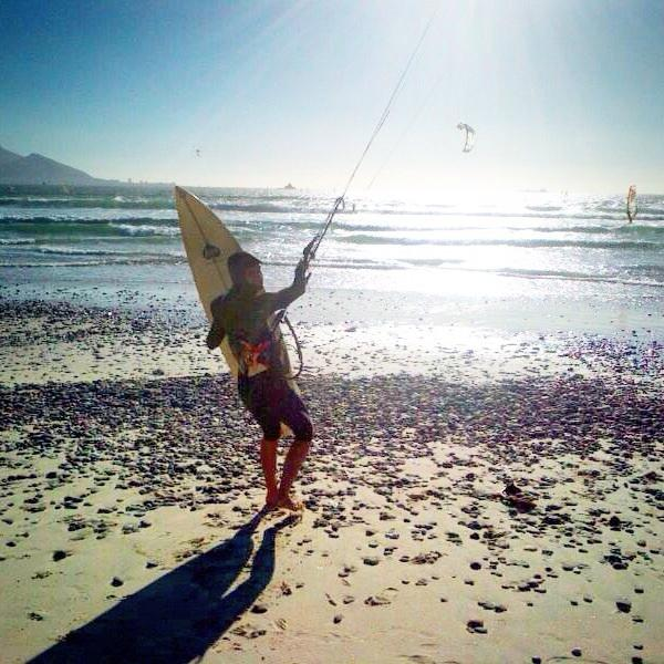 Popular for kitesurfing....worldclass. Red bull king of the air world comp hosted here!