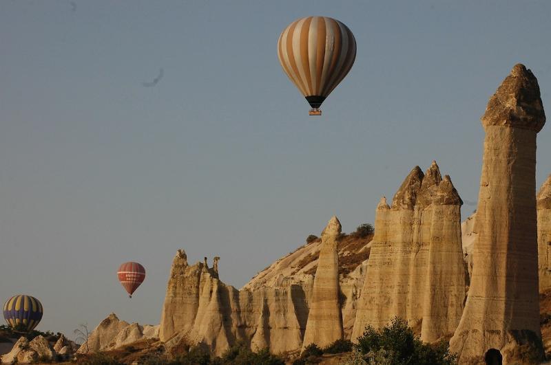 Hot Air Ballon Tours
