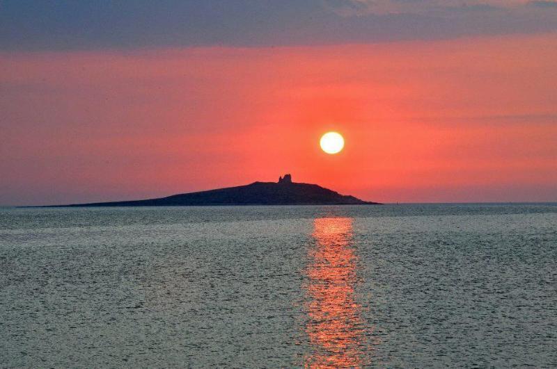 Admire breathtaking sunsets