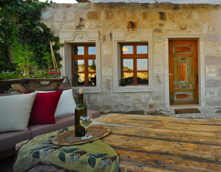 Anitya Dublex Stone Suite, holiday rental in Uchisar