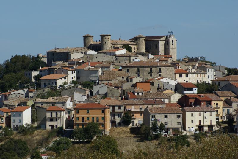 View of Torella del Sannio