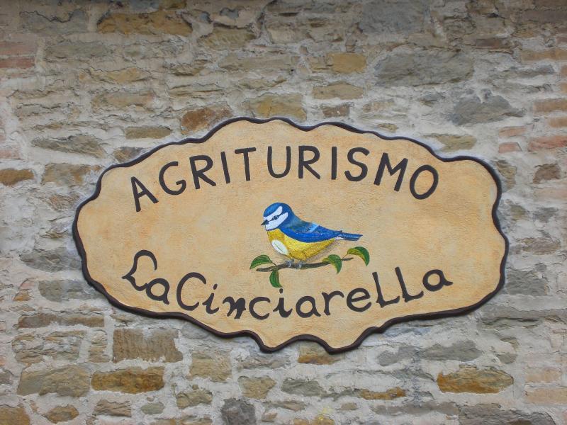 Agriturismo La Cinciarella, holiday rental in Montone