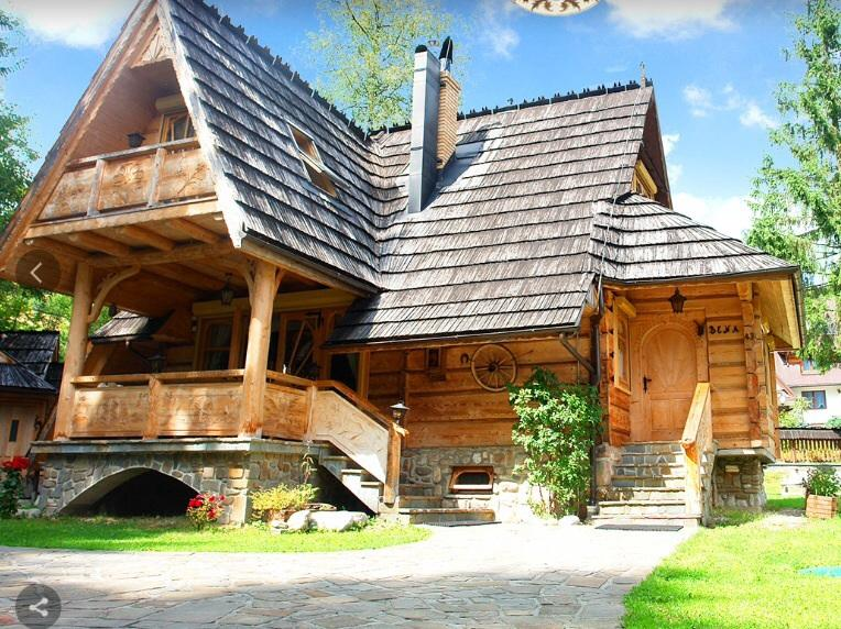 Charming Chalet Zakopane Koscielisko, holiday rental in Koscielisko