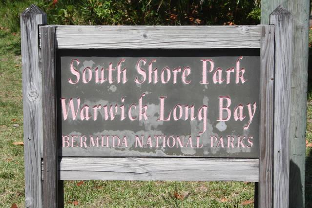 Entrance to beach directly across the street