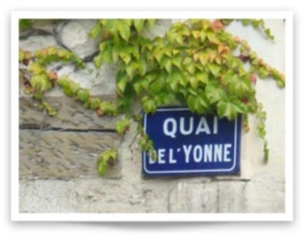 5, Quai de l'Yonne, holiday rental in Auxerre