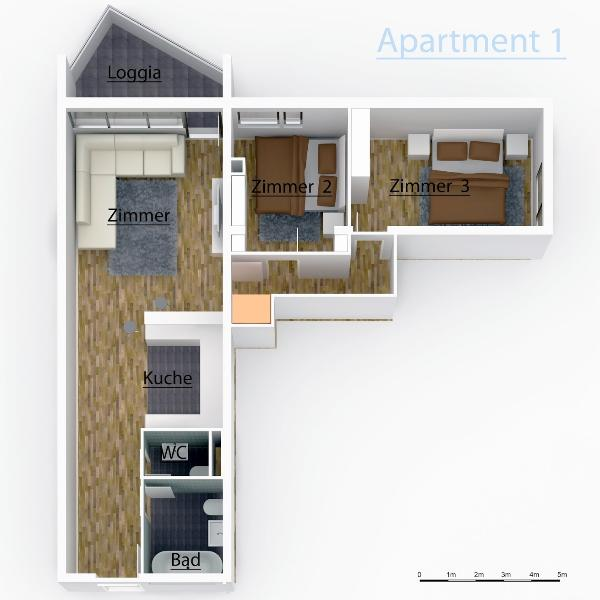 3d floorplan - more pictures coming soon