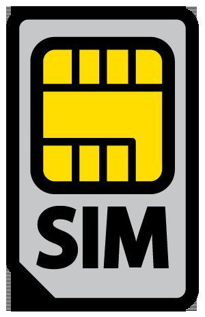We have 3G SIM cards available!