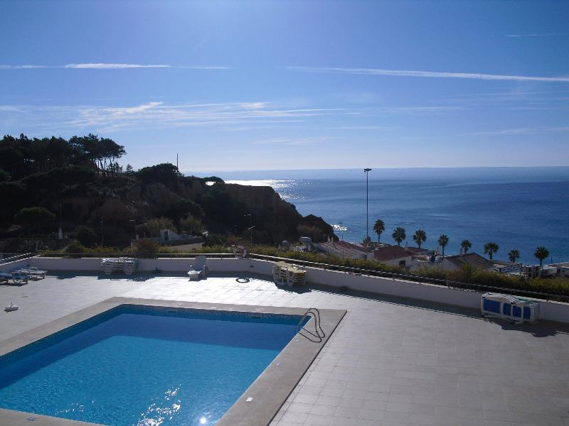 Sea & Pool view from balcony