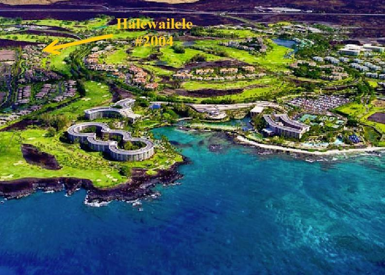 Hakewailele is located in the Waikoloa Beach Resort