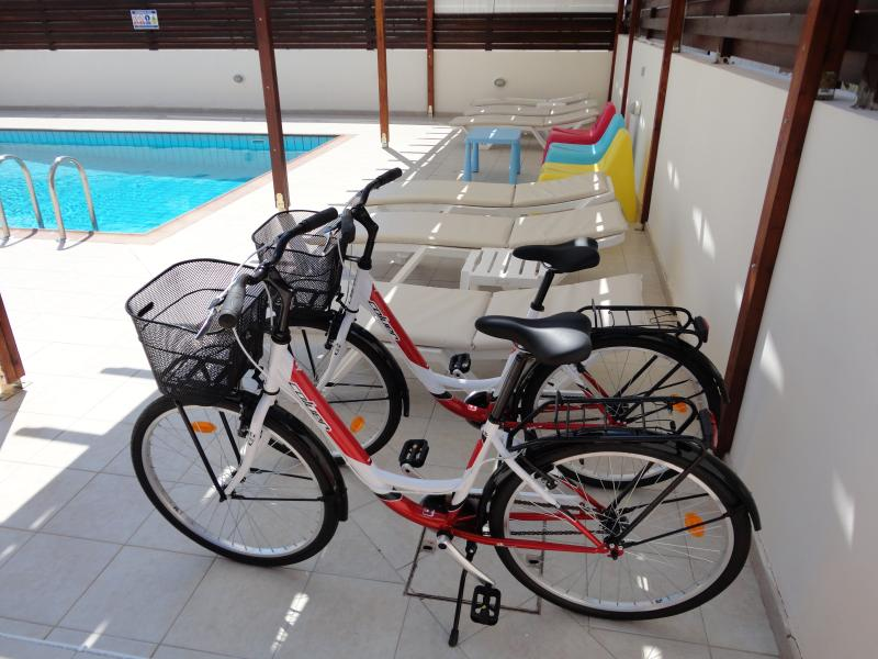Two Bicycles free of Charge
