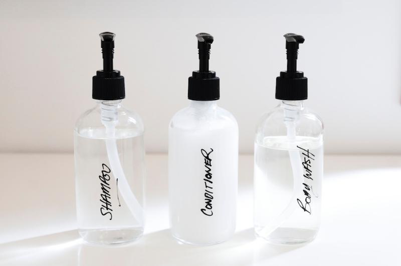 Nectar Yoga B&B Bowen Island Shampoo and Conditioner