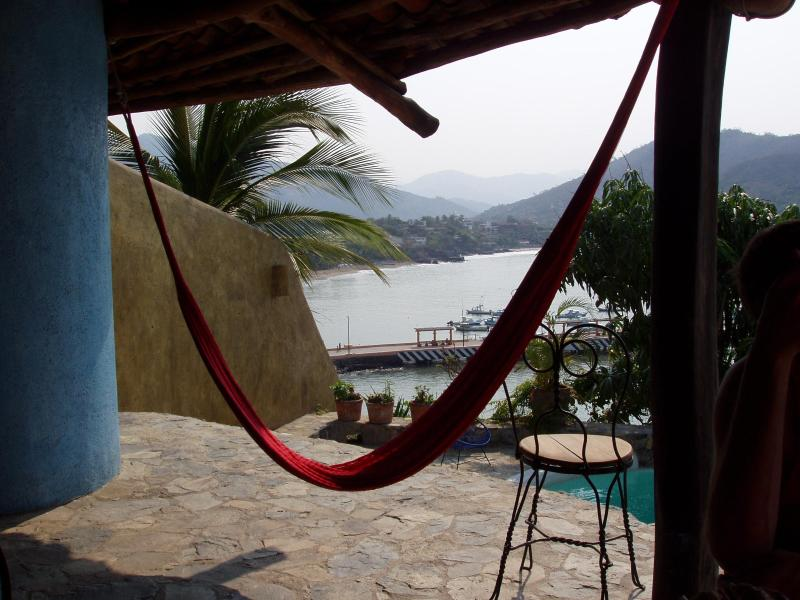 Hammock with Bay View