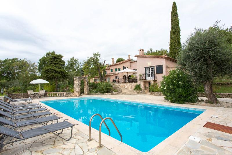 Villa Olive, location de vacances à Tourrettes-sur-Loup