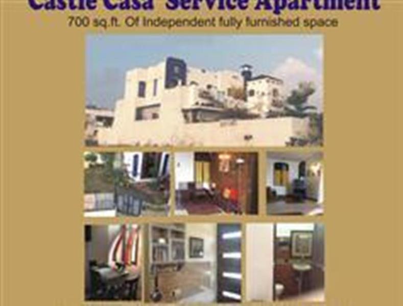 Castle Casa, holiday rental in Manimajra