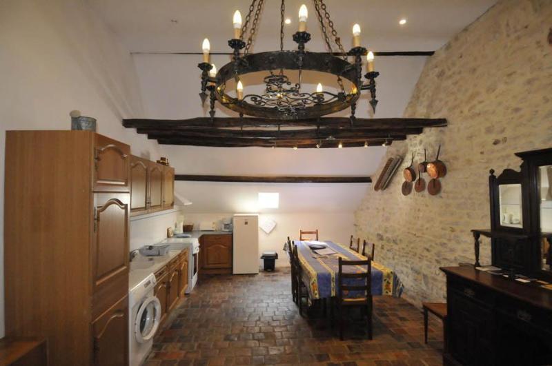 Lucarna Suite Copa e cozinha