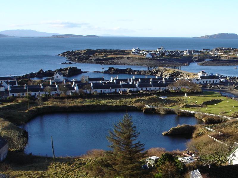View of Ellenabeich