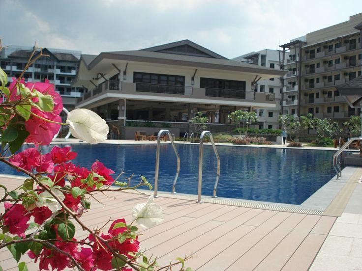 Midrise condo close to Manila Airport, casa vacanza a Taft