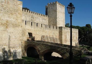 Castelo em Lisboa