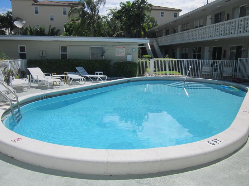 heat pool