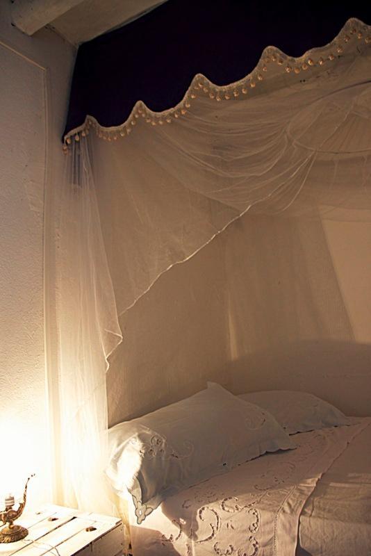 particolare camera / soffitta