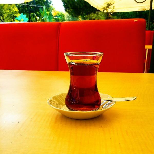 Provare turco tè (Çay)