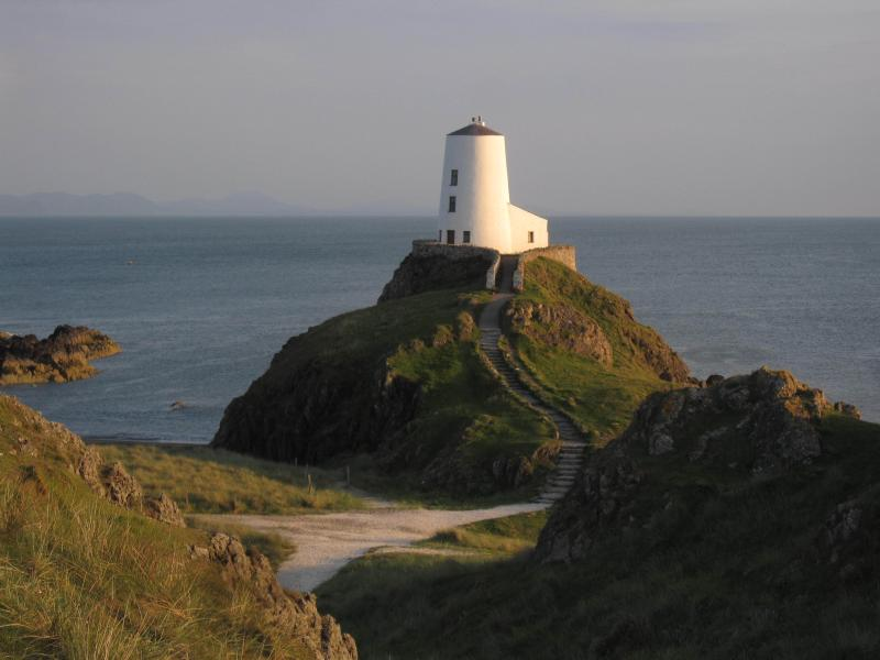 Ynys Llanddwyn - just over 1 hour drive North from Dolydd Cottage
