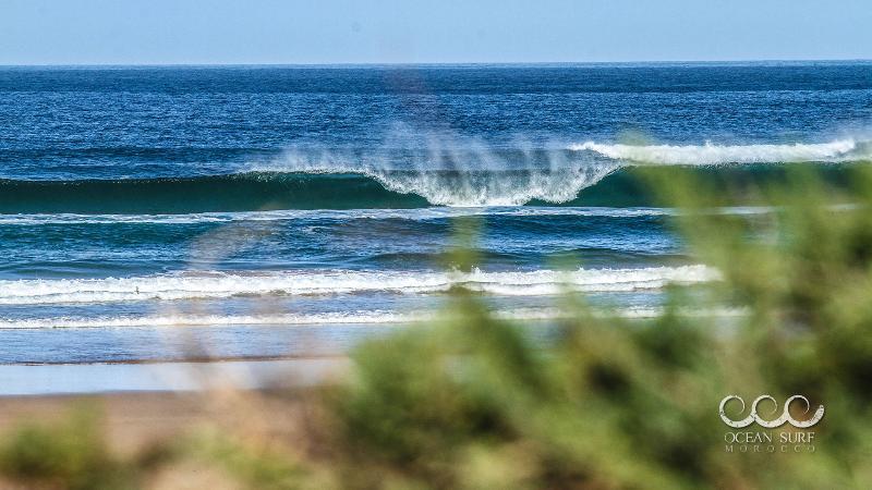 Surf Marokko - schöne Surf Wellen