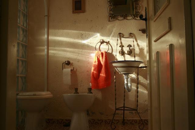 shower romm en suit