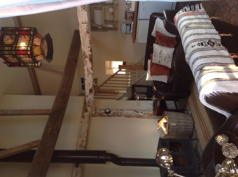 Rustic charm in the Dairy, holiday rental in Harleston