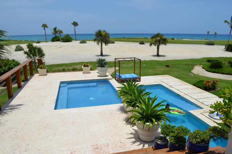 Spectacular Oceanfront Villa Cap Cana-Full Staff, holiday rental in Punta Cana