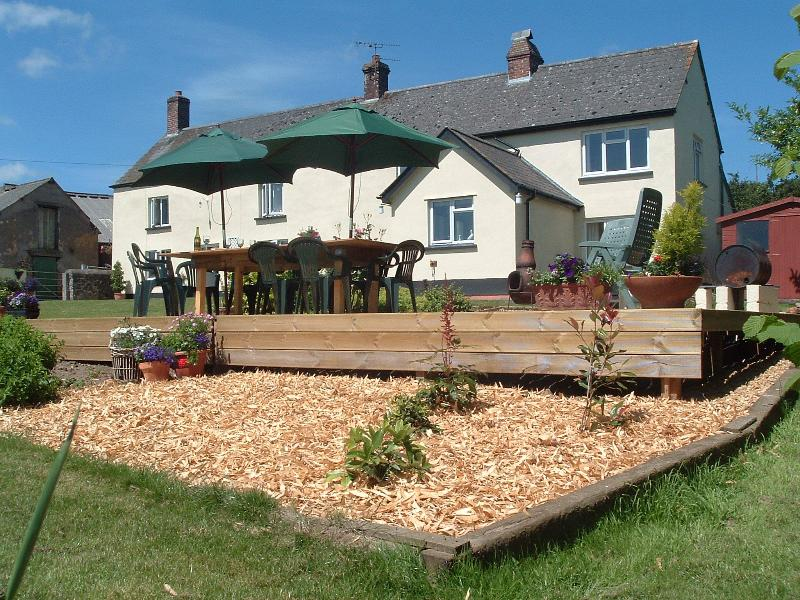 Off The Beaten Track at Hallwood Farm, holiday rental in Sheepwash