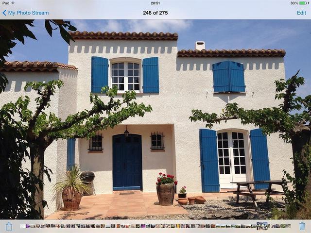 Villa Emeraude, holiday rental in La Caunette