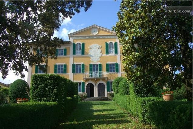 History relax and Spa in Tuscany, vacation rental in Casciana Terme Lari
