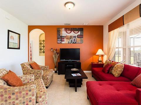 Interior, Sala, Muebles, Sofá, dormitorio