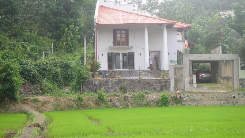 House in rural setting but not too far from Galle Town, easy access from Highway