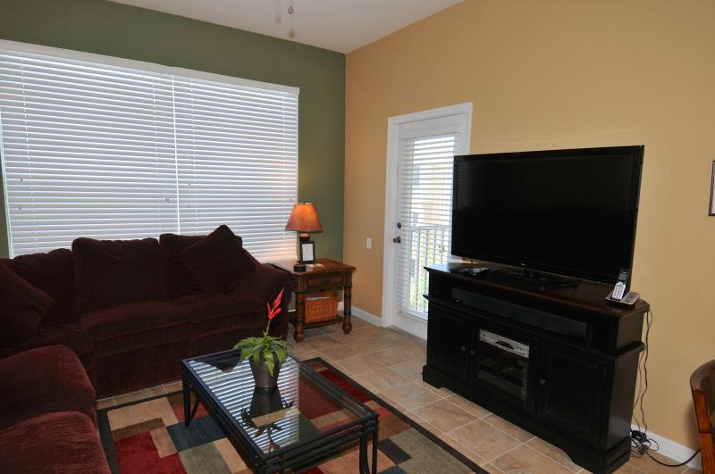 Sitting Area of Great Room.  Great for Family Gatherings or Movies