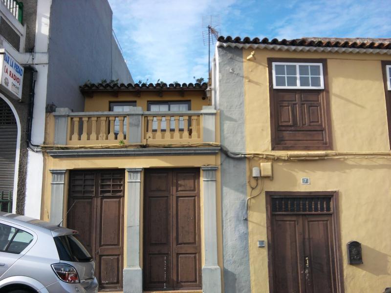 casa en la plaza de la piedad, vacation rental in La Orotava