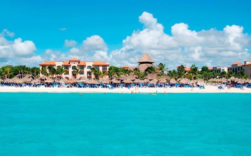 Sandos Playacar Beach