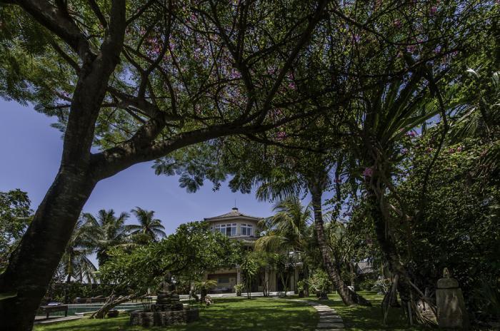 Villa over view
