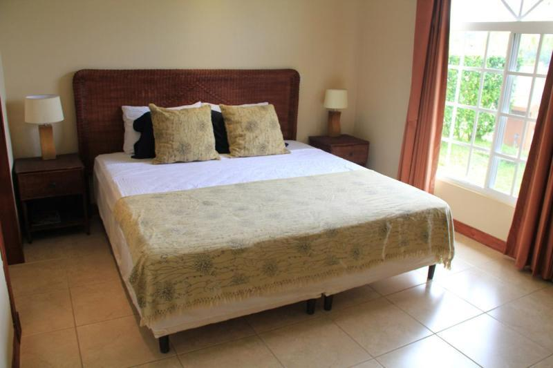 King size bed -  bedroom #2