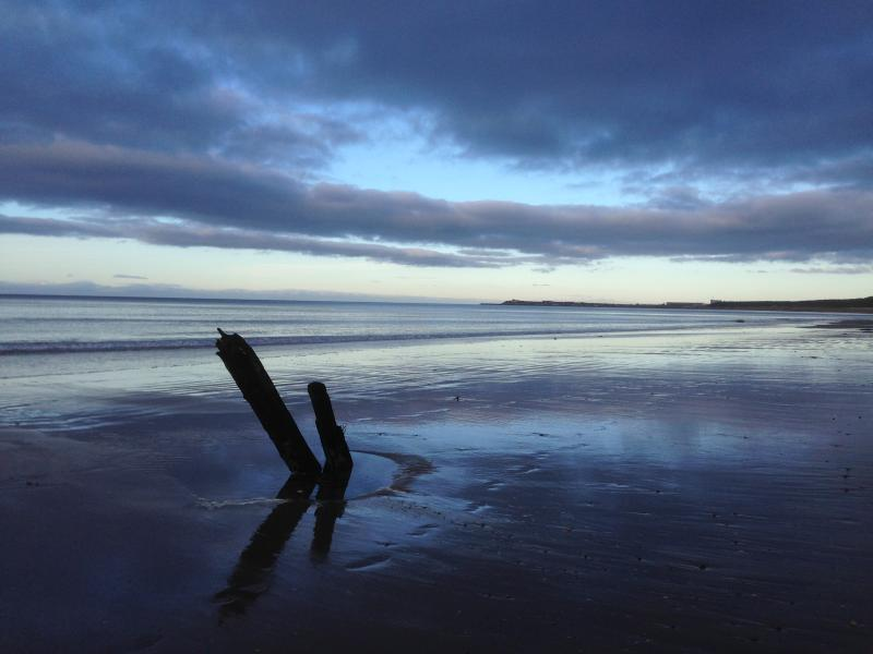 Burghead Bay - yet another stunning local beach just waiting to be explored