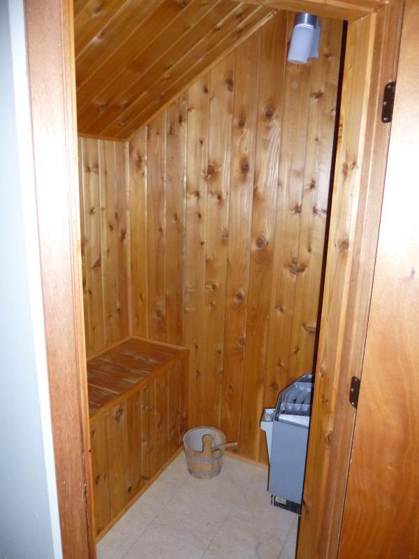 Sauna secca