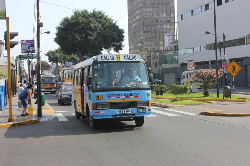 15 minutes to Miraflores and to the center of Lima