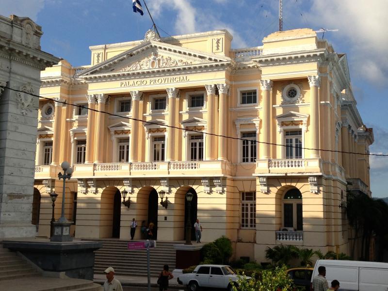 Santiago de Cuba. Museo de Bacardi.